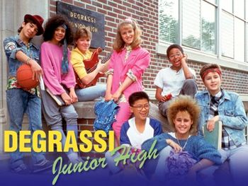 The Degrassi Franchise on the Teenage Experience
